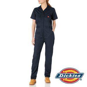Dickies Women's Short Sleeve Flex Coveralls XL